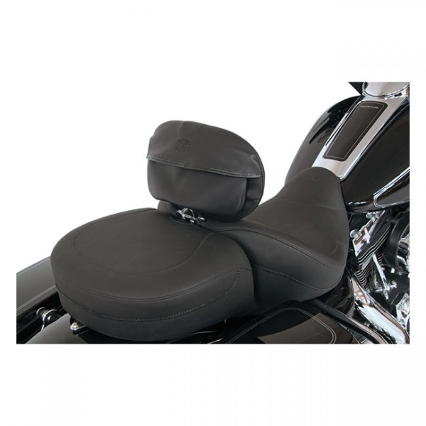 """MUSTANG Seat - """"Mustang, rider backrest cover/pouch. Standard Touring"""" -"""