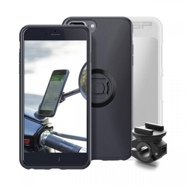 SP CONNECT Phone Holder Moto Mirror Bundle LT iPhone 8+/7+/6s+/6+