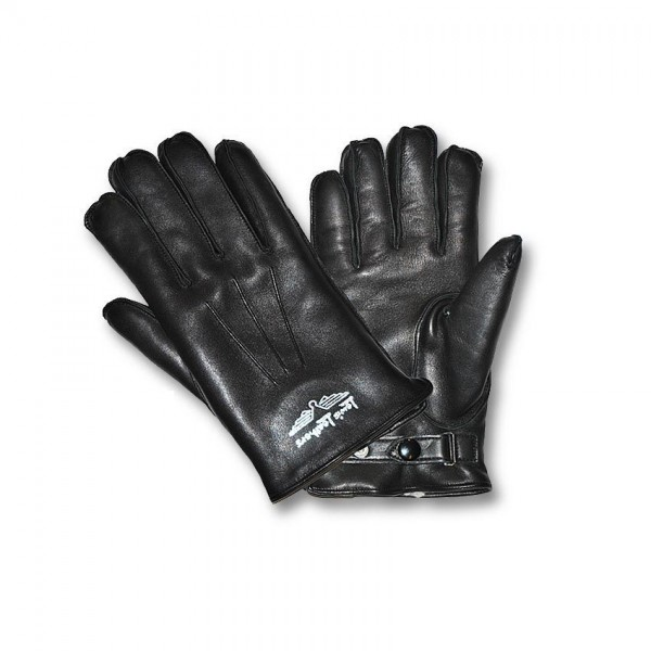 "LEWIS LEATHERS Gloves - ""810 Lined"" - black"