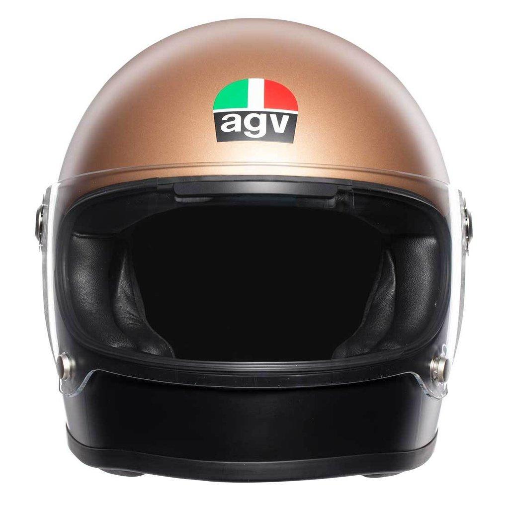 AGV Legends X3000 Helm Grau Matt XS 53//54