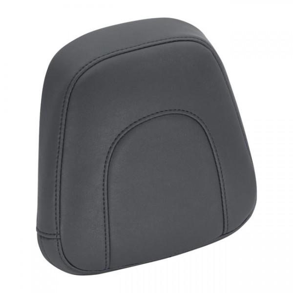 "MUSTANG Sitz - ""Mustang, Vintage sissy bar back pad. Black"" - 11-13 FXS Softail Blackline; 12-17 FLS"