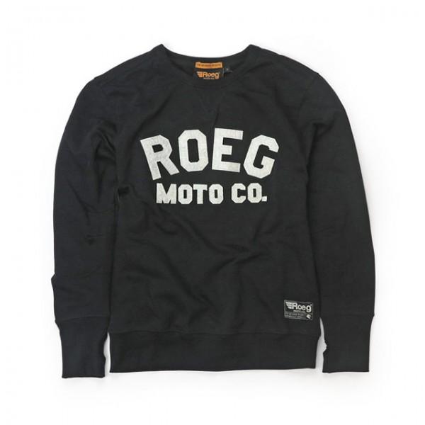 Roeg Sweatshirt Shawn in Midnight Navy