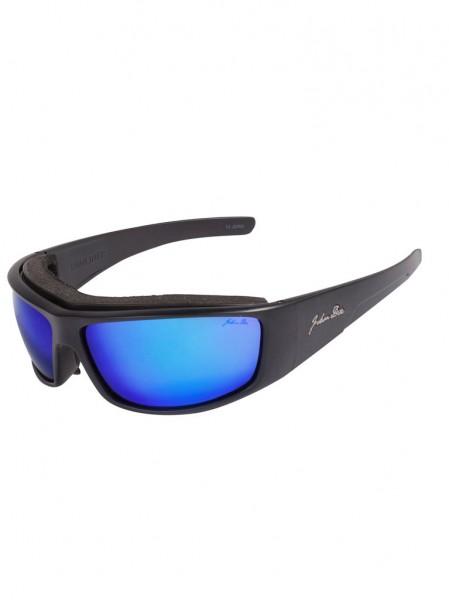 """JOHN DOE Glasses - """"Sunliner Revo"""" - blue mirror"""