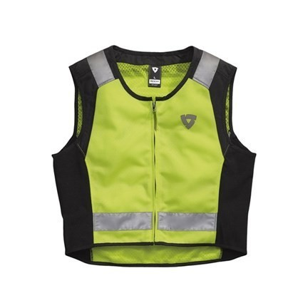 "REV'IT Reflective Vest - ""Athos Air Vest"" - flo yellow"