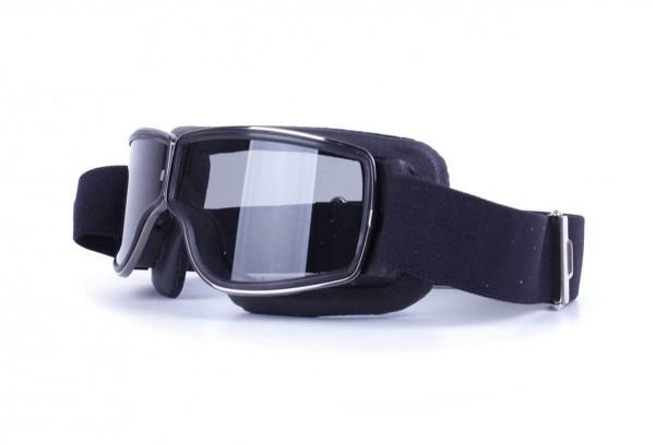 AVIATOR Brille T3 schwarz gunmetal dunkelgrau