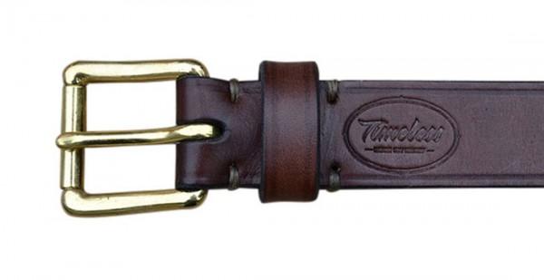 Timeless Leather Standard Belt 3cm brown