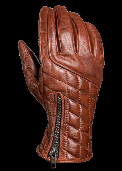 JOHN DOE Motorcycle Gloves Traveler Brown