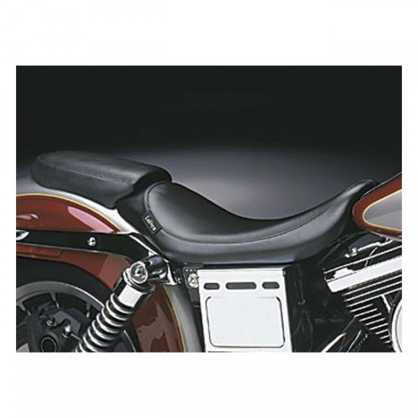 """LEPERA Seat - """"LePera, Passenger seat for Silhouette solo. Gel"""" - 06-17 Dyna (NU)"""