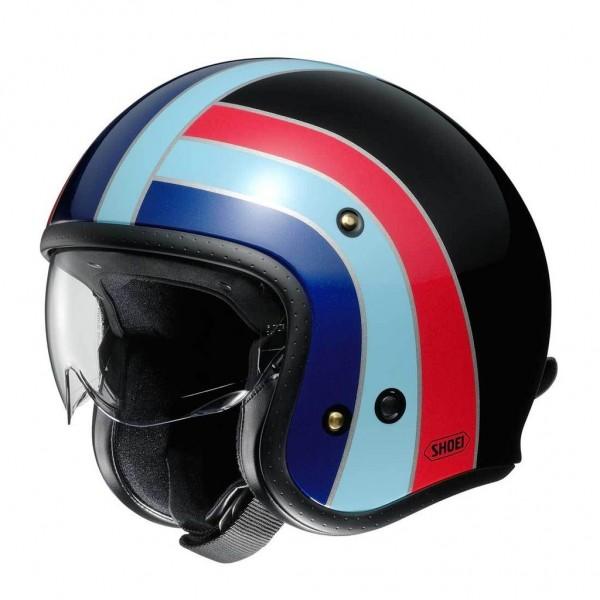 "SHOEI J.O Helmet - ""Nostalgia TC-10"" - ECE"