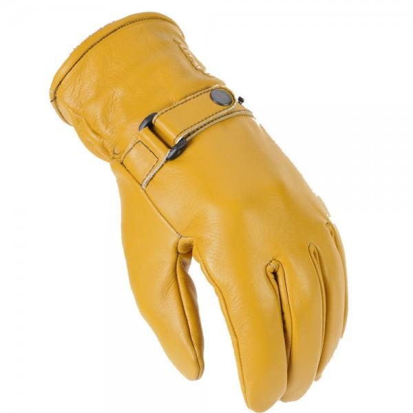 "DAVIDA Handschuhe - ""Shorty"" - gelb"