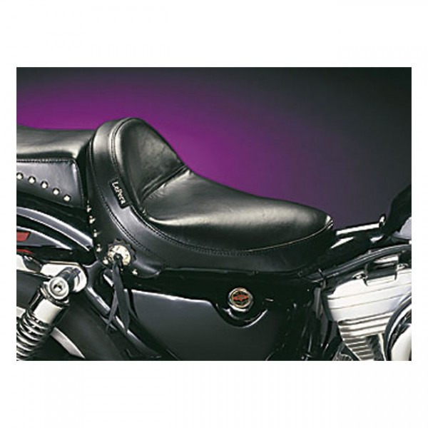 """LEPERA Seat - """"LePera, Monterey solo seat. Smooth with fringes"""" - 82-03 XL (NU)"""