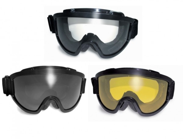 "GLOBAL VISION - ""Wind Shield A/F"" - goggles"