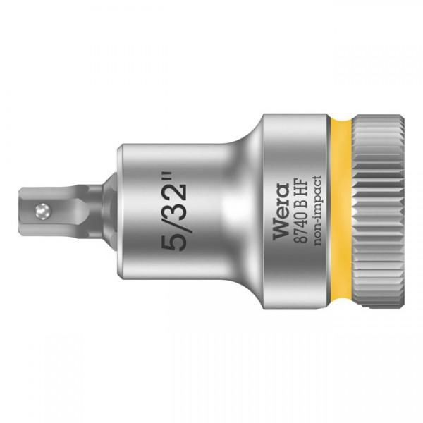 """WERA Werkzeug - """"Wera Zyklop 3/8"""" Innensechskantbit mit Haltefunktion US-Größen"""" - Hex (Allen head)"""