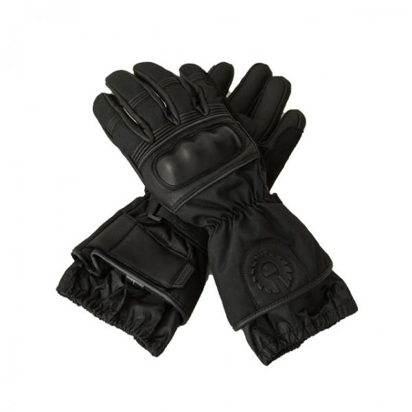 BELSTAFF PM Cannon Handschuhe in Schwarz