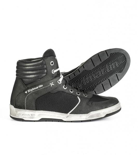 """STYLMARTIN Motorcycle Sneakers - """"Atom"""" - black"""