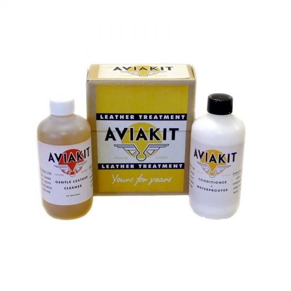 "LEWIS LEATHERS - ""Aviakit Leather Care Kit"""