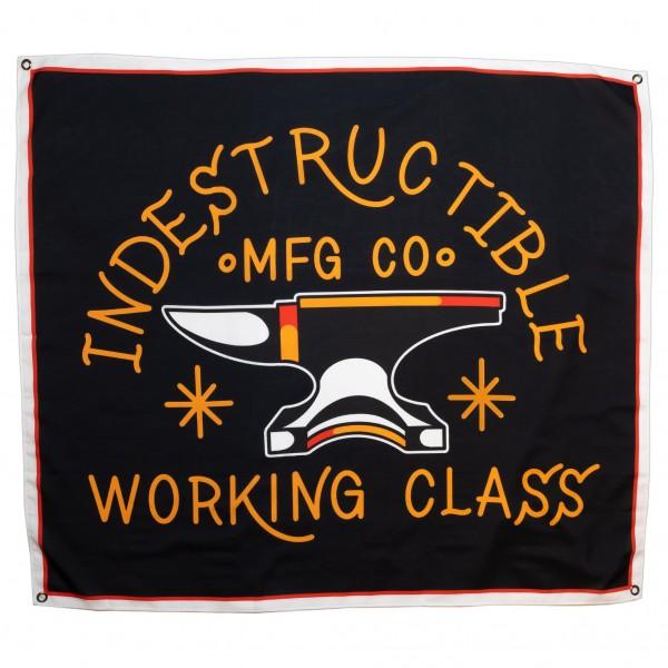 INDESTRUCTIBLE MFG Working Class Flag
