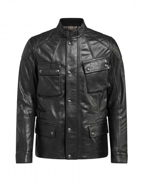 BELSTAFF Turner motorcycle jacket in antique black