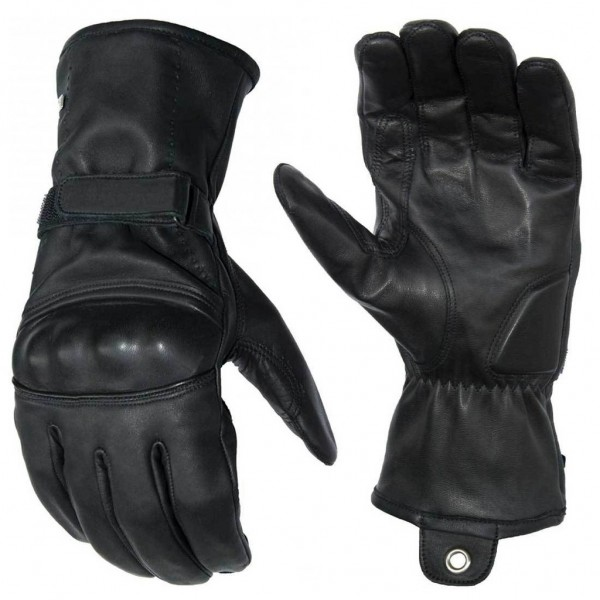 """ESKA Gloves - """"Harvey"""" - waterproof, black"""