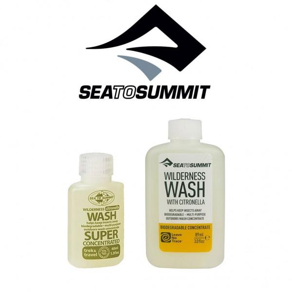"""SEA TO SUMMIT Soap - """"Wilderness Wash Citronella"""""""