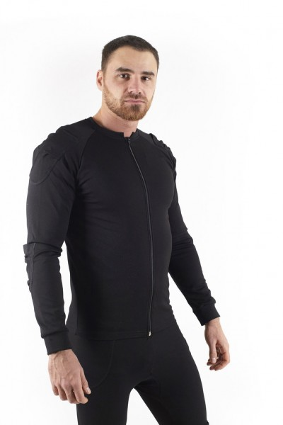 "BOWTEX Baselayer - ""Elite Shirt"" - schwarz"