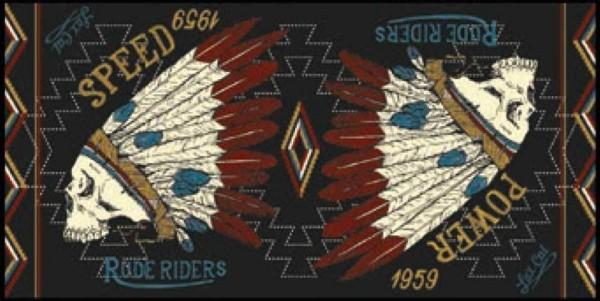 Rude Riders Scarf The Native Rider