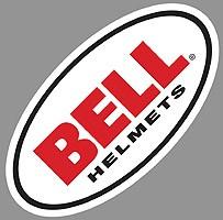 Bell Helmets USA Sticker 160mm