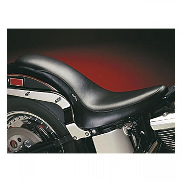 """LEPERA Sitz - """"King Cobra 2-up seat. Smooth"""" - 84-99 SOFTAIL(NU)"""
