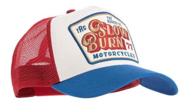 ROKKER Cap Slow Burn Trukker rot