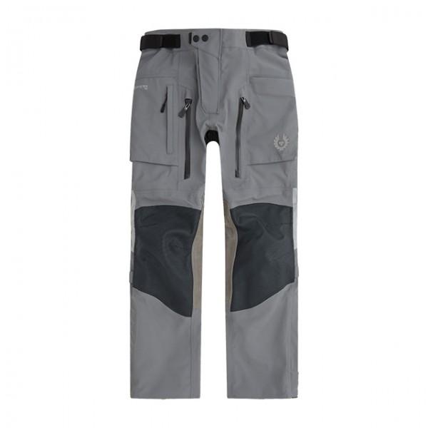 BELSTAFF Motorcycle Pants Long Way Up Trousers waterproof light grey