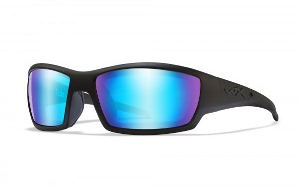 Wiley X Glasses Tide Blue Mirror
