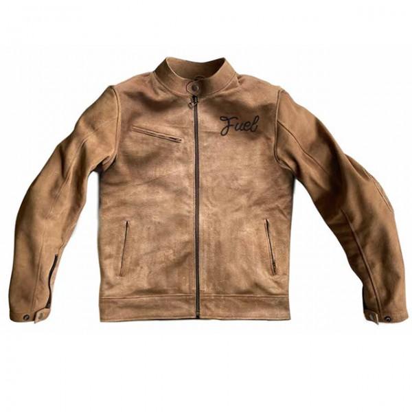 FUEL Jacket Sidewaze Tan