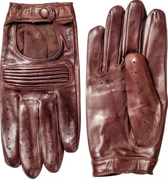 """HESTRA Gloves - """"Steve"""" - chestnut"""