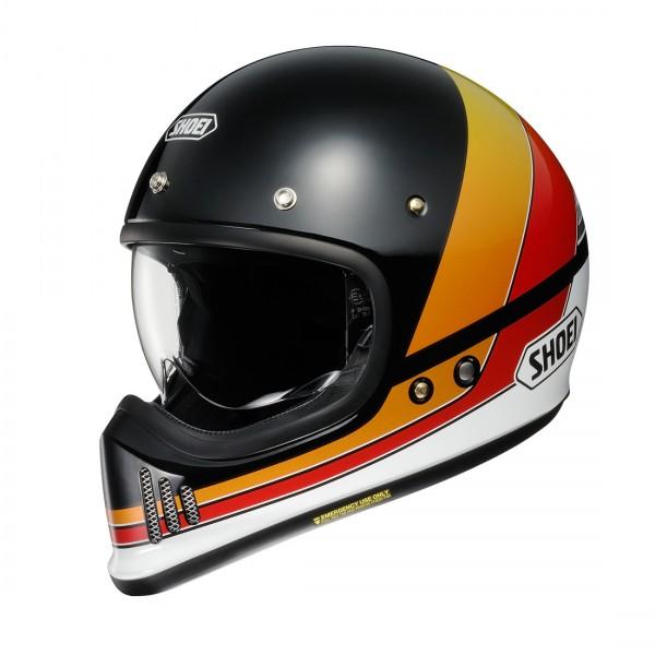 """SHOEI EX-Zero Helmet - """"Equation TC-10"""" - ECE"""
