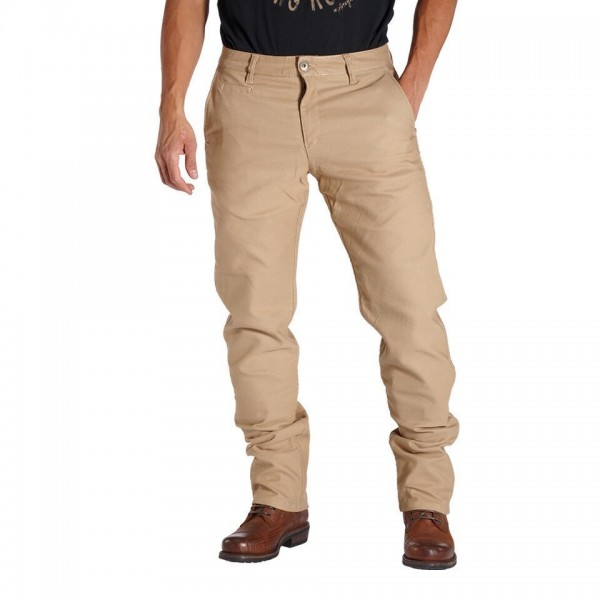 "ROKKER Jeans - ""Chino 1"" - sandfarben"