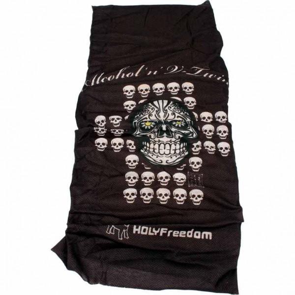 "HOLY FREEDOM Bandana - ""Skull"""