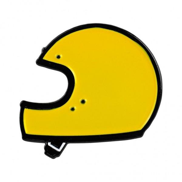 "BILTWELL Pin - ""Gringo Yellow"""
