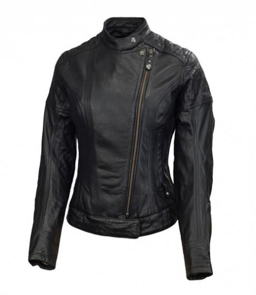 "ROLAND SANDS Women's Jacket - ""Riot"" - black"