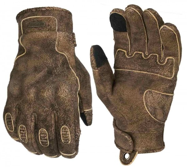 "ESKA Gloves - ""Ferry Prime"" - antique brown"