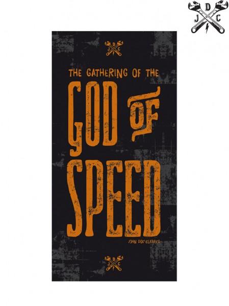 """JOHN DOE Bandana - """"God of Speed"""""""