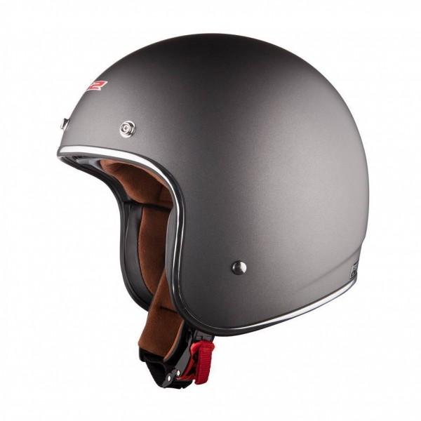 LS2 Bobber - titanium - Helmet