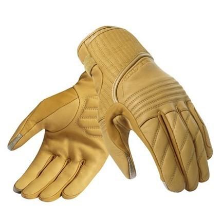 """REV'IT Handschuhe - """"Abbey Road"""" - ocker"""