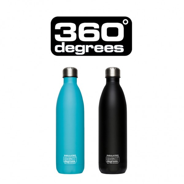 "360 DEGREES Flasche - ""Soda Insulated"" - 750ml"