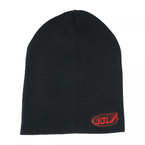 "ROLANDS SANDS Beanie - ""Cafe Wing"" - black"