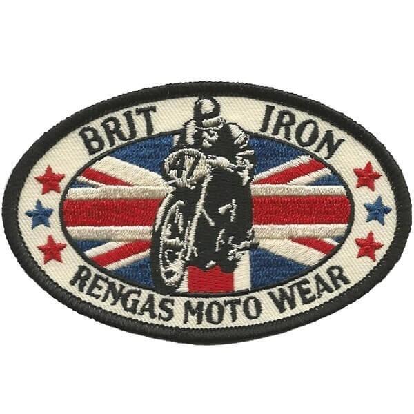 "RENGAS Patch - ""Brit Iron"""