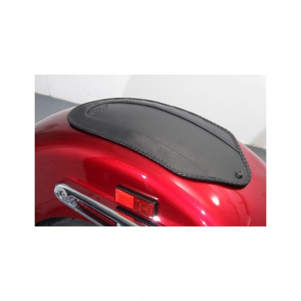 "MUSTANG Seat - ""Mustang fender bib plain black"" - Honda: 04-08 VTX1800N"