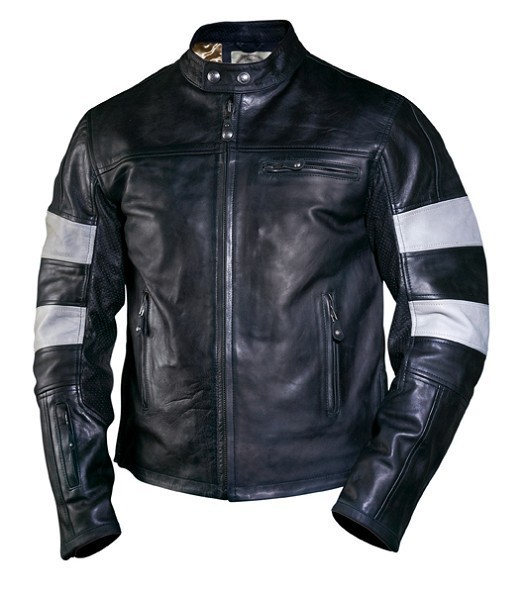 RSD - Ronin - black-smoke - Motorcycle Jacket