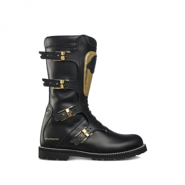 STYLMARTIN motorcycle boots Continental Gold Ltd