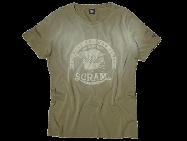 "FUEL T-Shirt - ""T-Scram"" - olive"