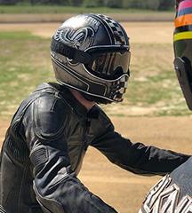 PREMIER Trophy MX Cross Helmet
